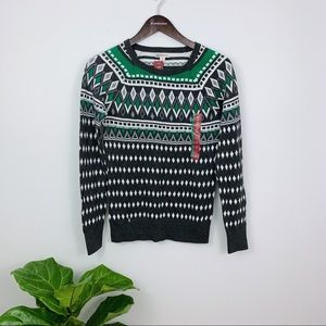 NWT Merona Ugly Christmas Sweater Size Medium